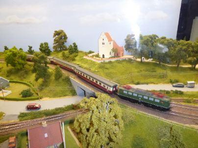 Model Railway, Model Train, Railway Modeling