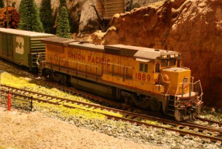 Railway Modeling, Model Railway