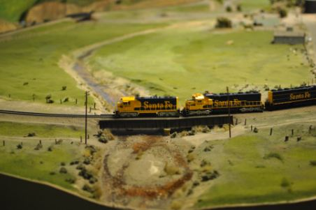Railway Modeling, Model Trains