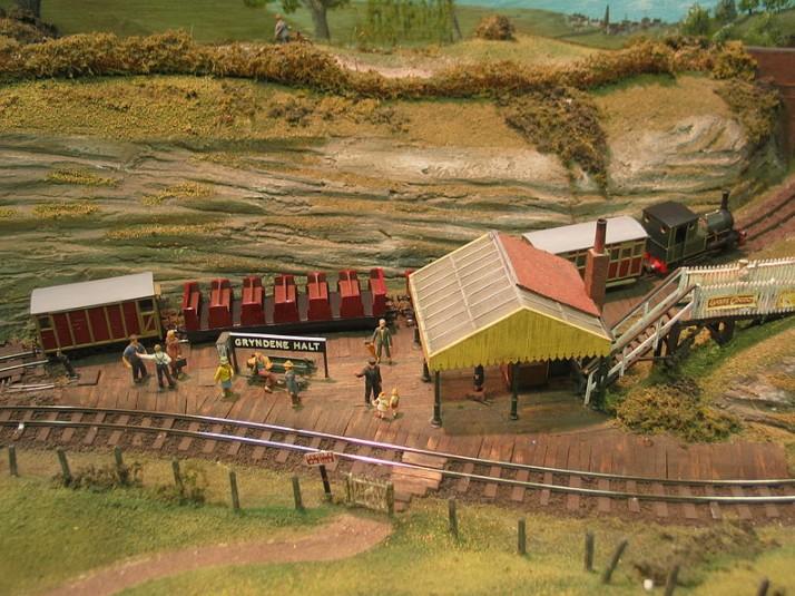 Narrow Gauge Railway Modeling