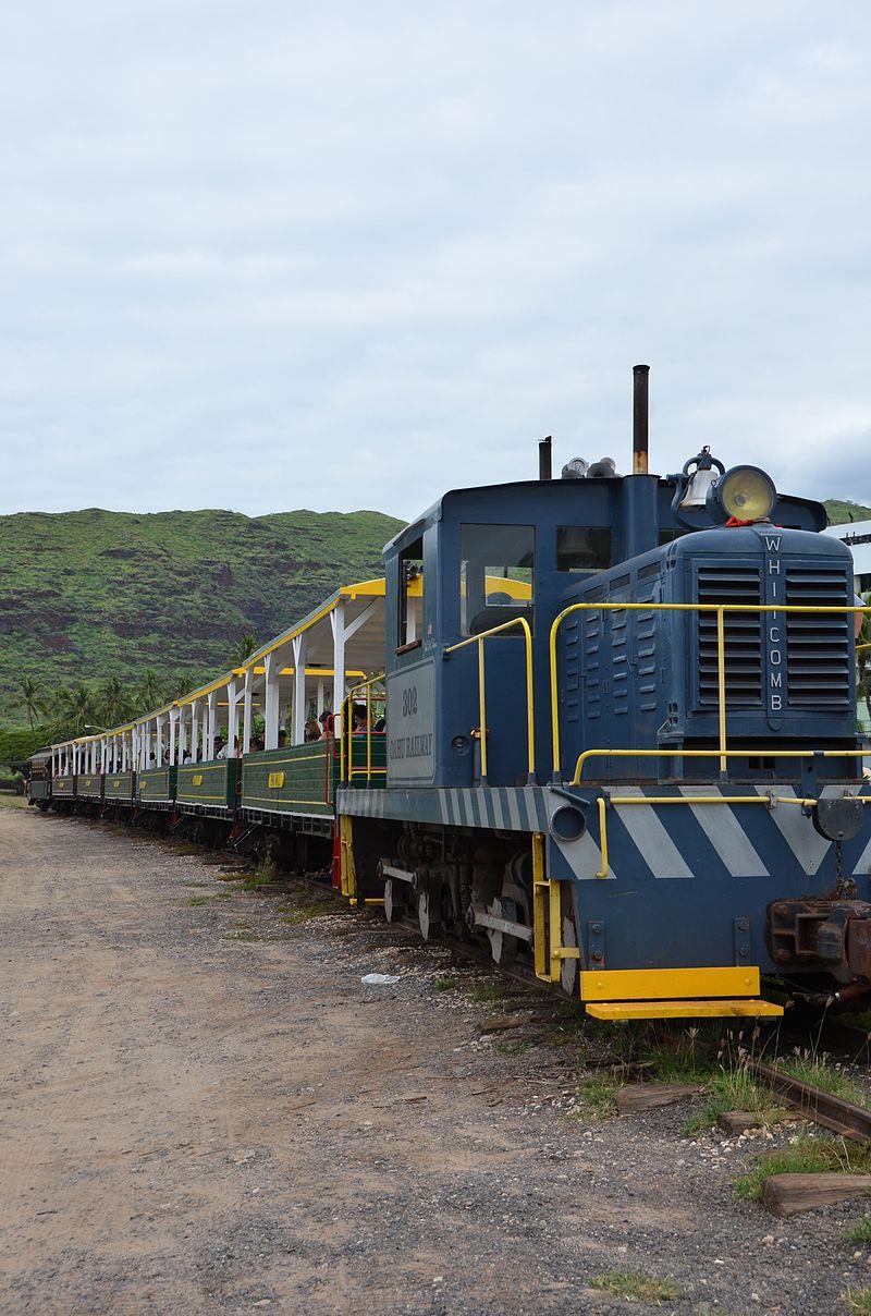The Hawaiian Railway Society