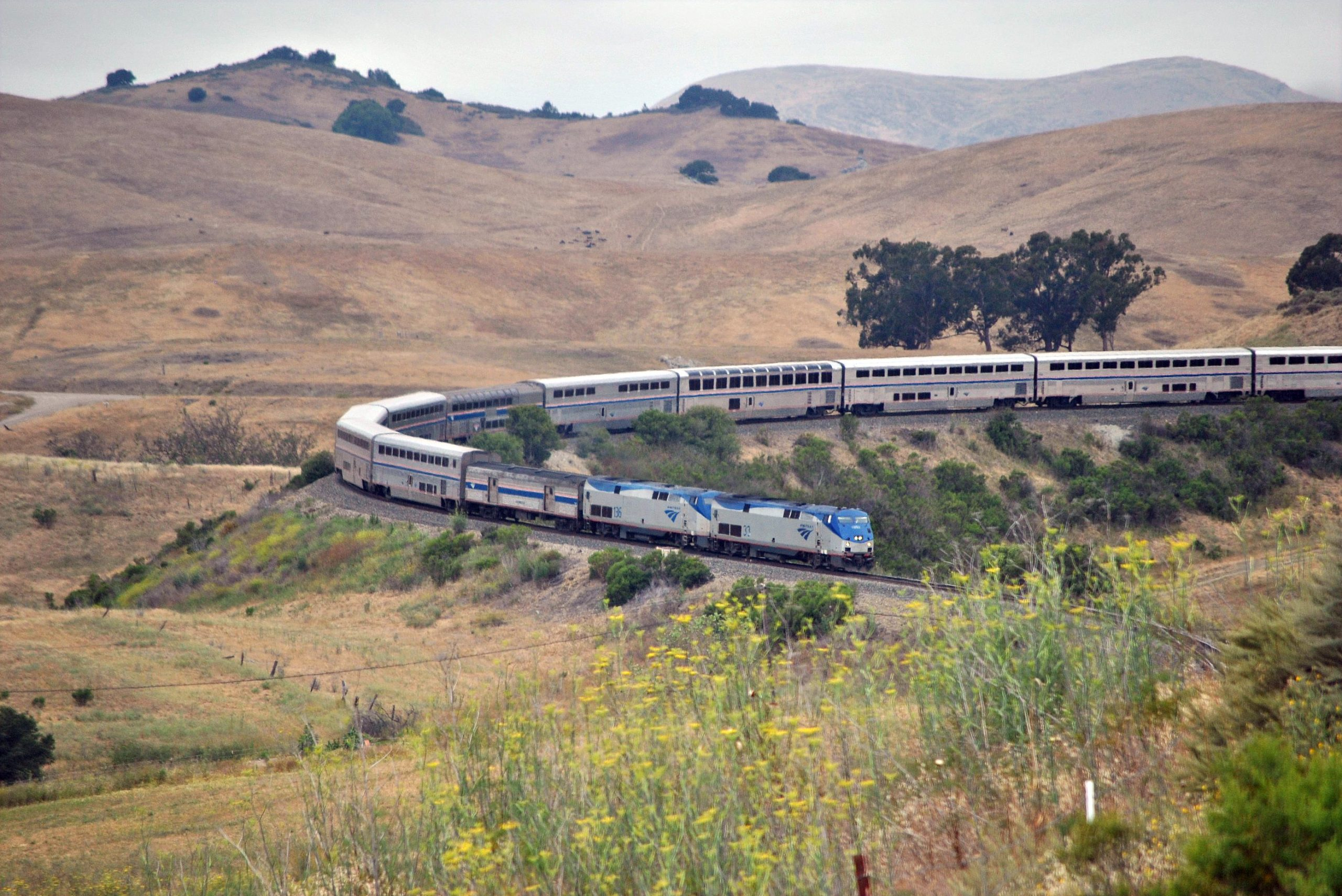 What are the Best Trips to Take by Train in the United States?