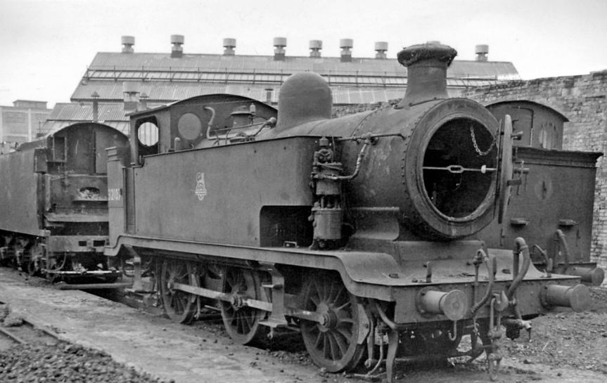 the prototype belonging to the LB&SCR E2 class in which the character ofThomas was based on